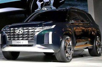 Hyundai презентовал новый большой кроссовер