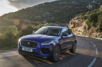 Jaguar E-Pace получил новый двигатель и «умные» опции