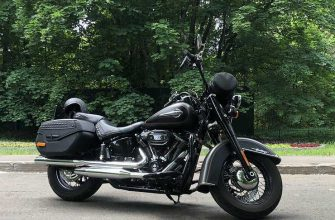 Тест-райд Harley-Davidson Heritage Softail: хорошо забытое старое