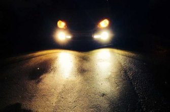 10 популярных автомобилей с самым ужасным светом фар