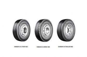Bridgestone начинает продажу в России новых всесезонных грузовых шин Duravis R002