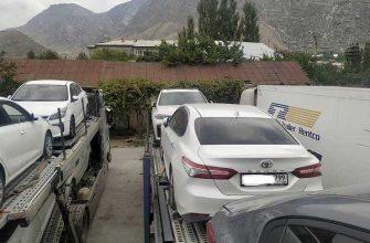 Как Toyota Camry помогла выявить партию угнанных в России автомобилей, следовавших в Таджикистан