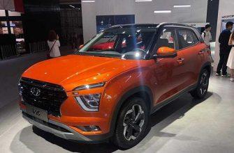 Hyundai Creta нового поколения для России: первые шпионские фото