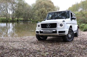 Качок во фраке: тест-драйв Mercedes-Benz G 500