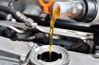 Как при замене масла не угробить двигатель машины, работающий на газе