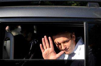 Любимые автомобили главного оппозиционера страны Алексея Навального