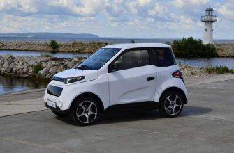 Российский электромобиль Zetta: он будет именно таким