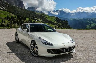 Самую практичную модель Ferrari отправили на свалку истории