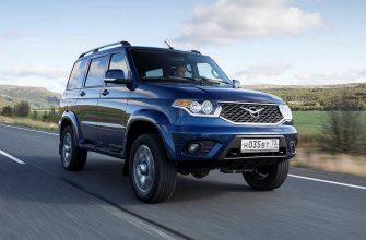 Самый дешевый УАЗ «Патриот» теперь стоит почти миллион рублей