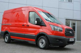 Тест-драйв Ford Transit: нереальный фургон